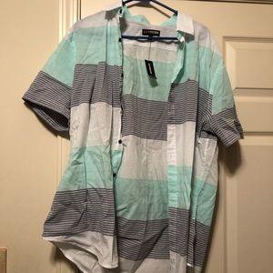 Men's extra-large Express shirt